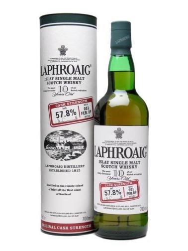 Laphroaig 10yr Cask Strength