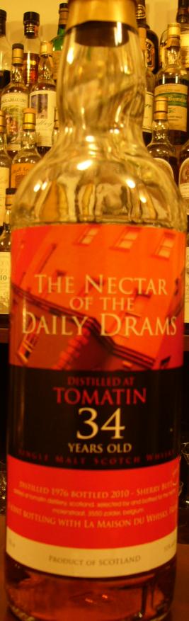 Tomatin 34