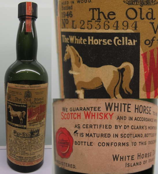 White Horse 1946