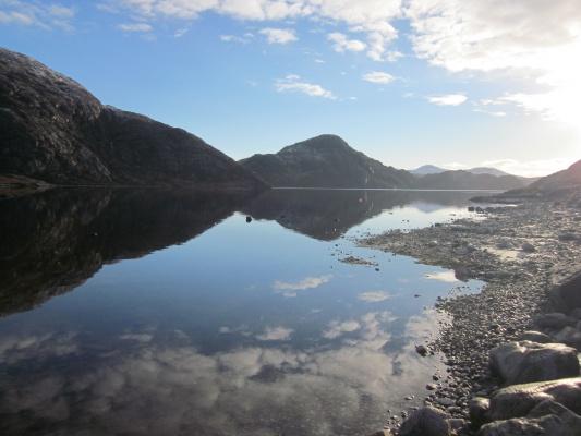 LochSuainabhal 1