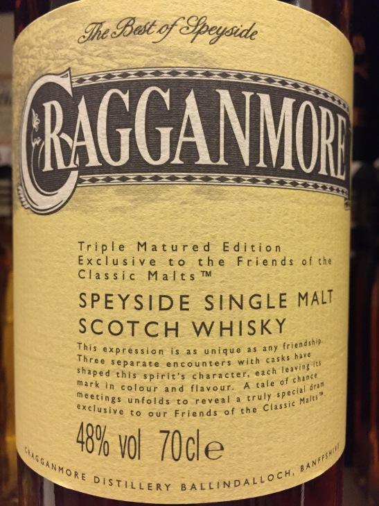 Cragganmore FOTCM