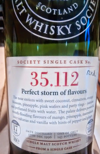 Glenmoray smws