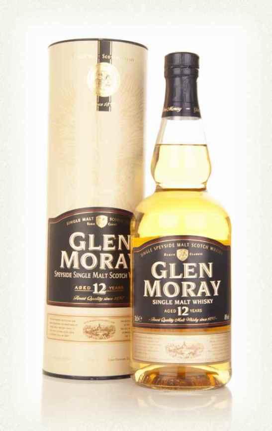 Glen Moray 12