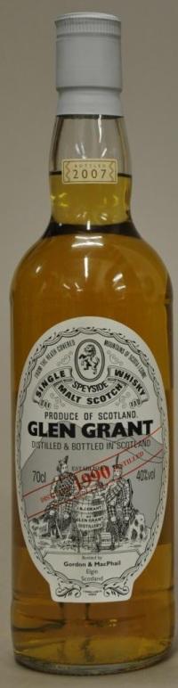Glengrant 1990