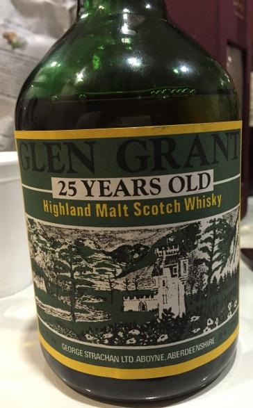 GlenGrant Strachan