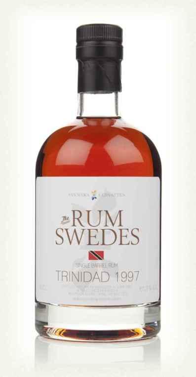 Caroni rumswedes