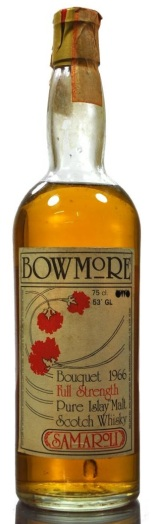 Bowmore bouquet
