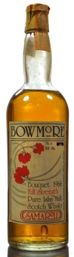 Bowmore bouquet