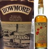 Bowmore jugvsbouq