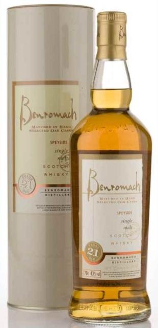 Benromach 21