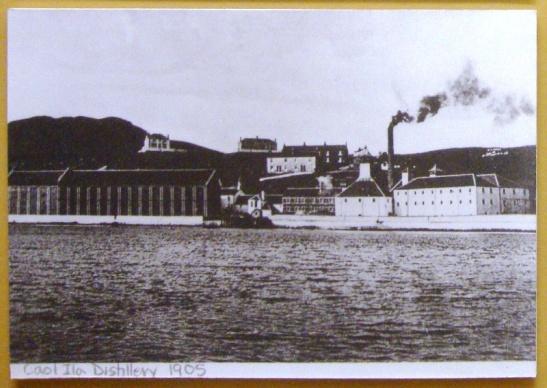 Caol Ila old distillery 2