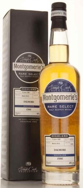 Dalmore montgomeries