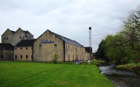 Miltonduff Distillery
